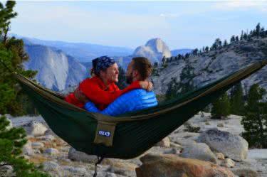 hammock camping vancouver island