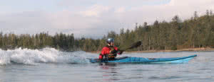 stern rudder kayak stroke