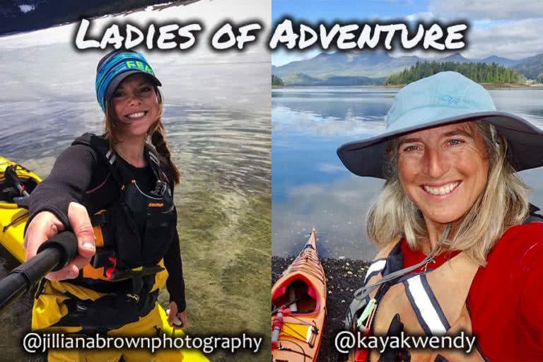 ladies of adventure gest speaker evening