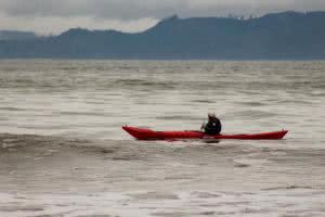 winter paddling gear