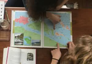 multi-day kayak trip planning
