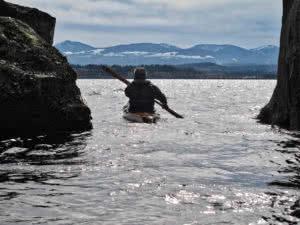 Made Kayaks Galiano