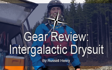 Gear Review: Sweet Protection Intergalactic Drysuit