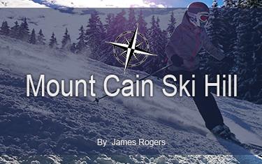 Mount Cain Ski Hill