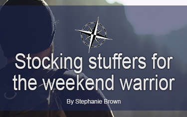 Top 10 stocking stuffers for the weekend warrior