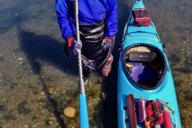 Greenland Rolling & Traditional Paddling Skills