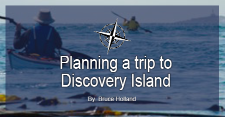 Planning a Kayaking Trip to Discovery Island