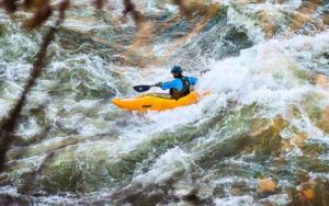 whitewater kayaking safety