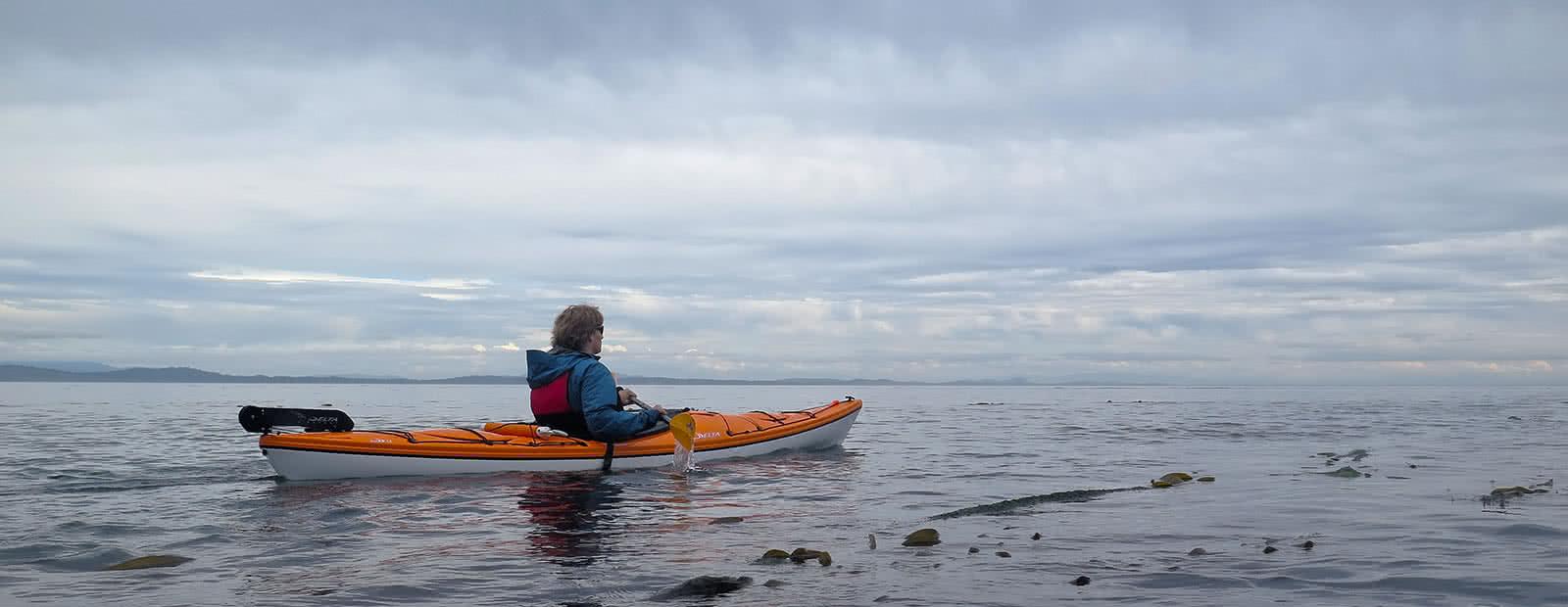 Enjoy your new Kayak!