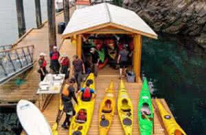 saturna island kayak rentals and tours
