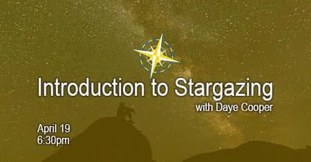 Introduction to Stargazing evening talk Victoria BC