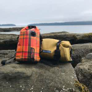 kayaking lap bag essentials