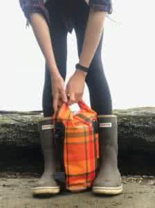 the kayakers lap bag
