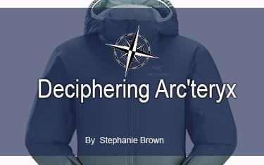 DecipheringArc'teryx