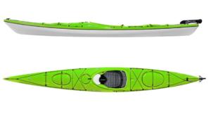 delta 15.5 beginner kayak