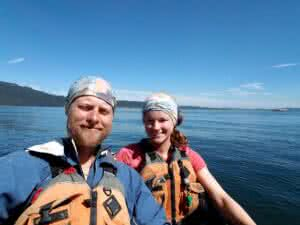 Paul & Kelly complete the Inside Passage