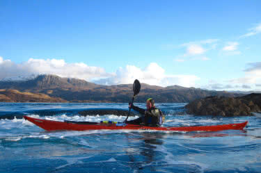 Rough water and tidal paddling