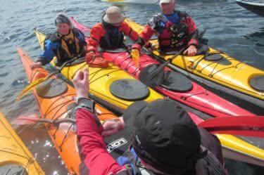 Sea Kayak with Gordon Brown