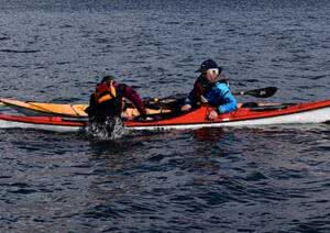 Sea Kayak Leader Training course (British Canoeing) @ Victoria - Oak Bay