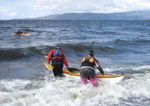 Advanced Sea Kayak Leader Training course (British Canoeing) @ TBC